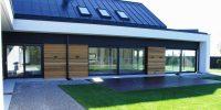 okna drewniano aluminiowe kadr