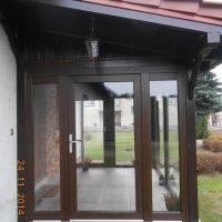 wejście drzwi pvc